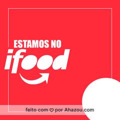 Bateu aquela preguicinha de cozinhar? Relaxa que nós te salvamos! Estamos disponíveis no Ifood. Procure por nós! <3 #ahazoutaste #ifood #foodlovers