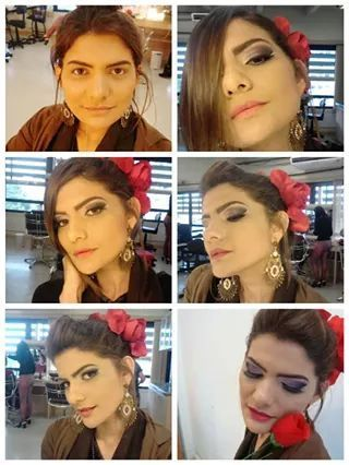 maquiagem artística maquiador(a)