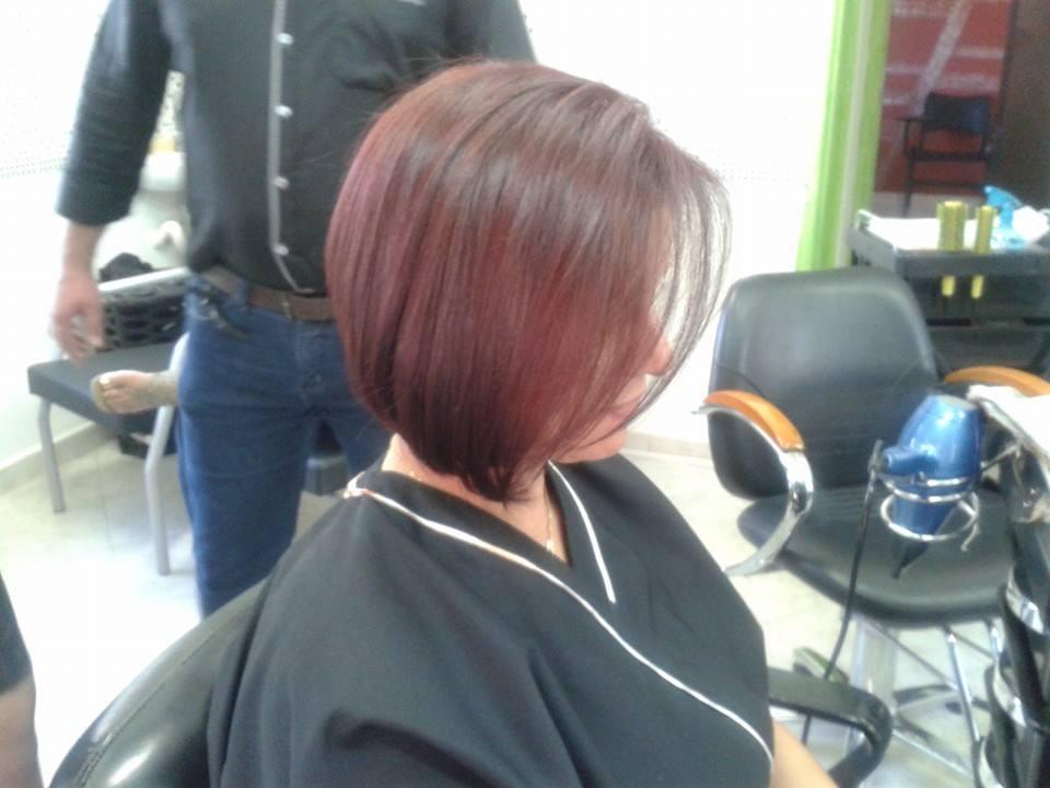 Chanel de bico vermelho - Curso no Centro Técnico Kadma Indaiatuba cabelo curto, corte cabelo  cabeleireiro(a) depilador(a) designer de sobrancelhas maquiador(a) esteticista