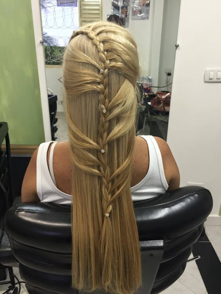 Tranças trança indiana cabelo  cabeleireiro(a) depilador(a) designer de sobrancelhas maquiador(a) esteticista