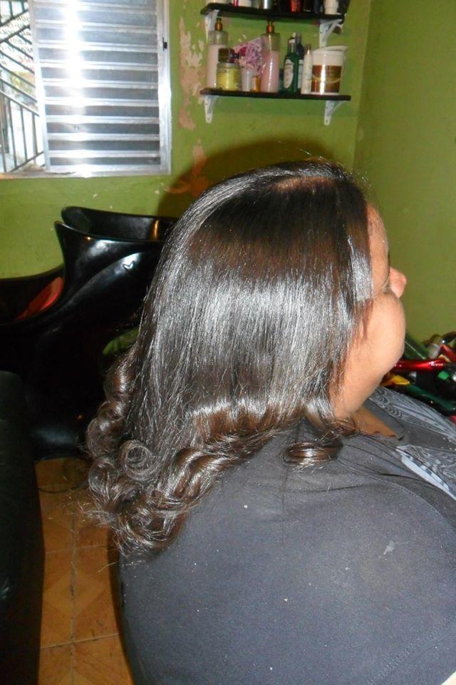 escova auxiliar cabeleireiro(a) manicure e pedicure caixa