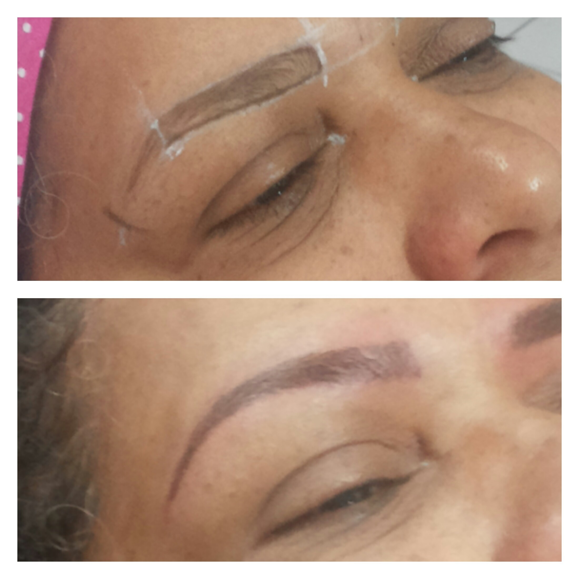 trabalhos de Micropigmentação designer de sobrancelha depilador(a) designer de sobrancelhas micropigmentador(a) manicure e pedicure