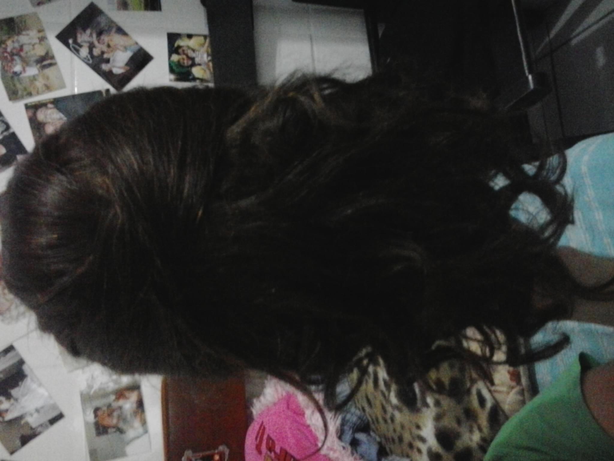 Penteado auxiliar cabeleireiro(a)