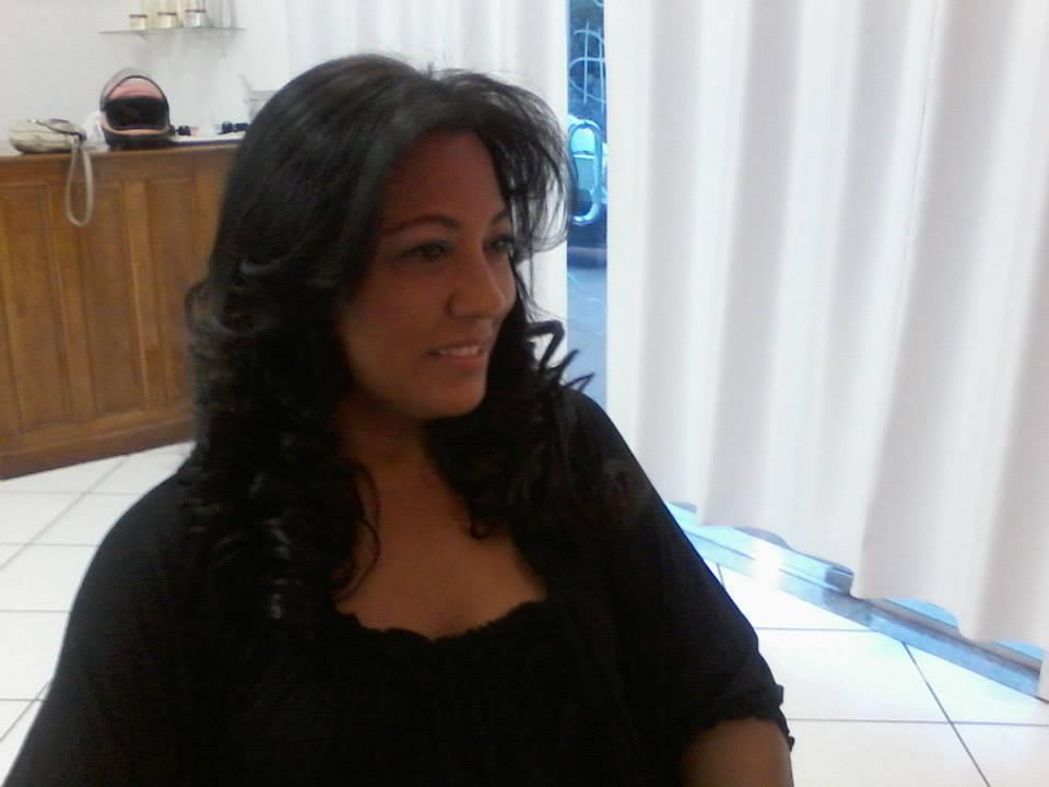 escova modelada escova, cachos cabeleireiro(a)