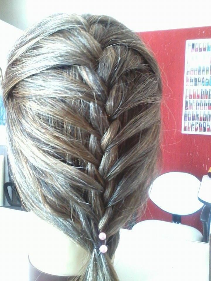 trança simples penteado, trança cabeleireiro(a)