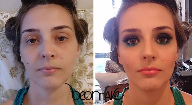 MAKEUP maquiagem maquiador(a) designer de sobrancelhas