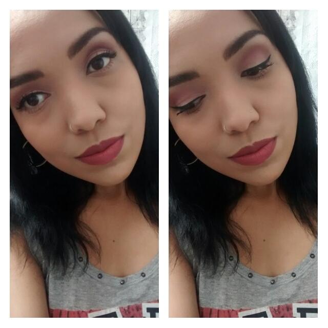 maquiagem, delineado maquiador(a)