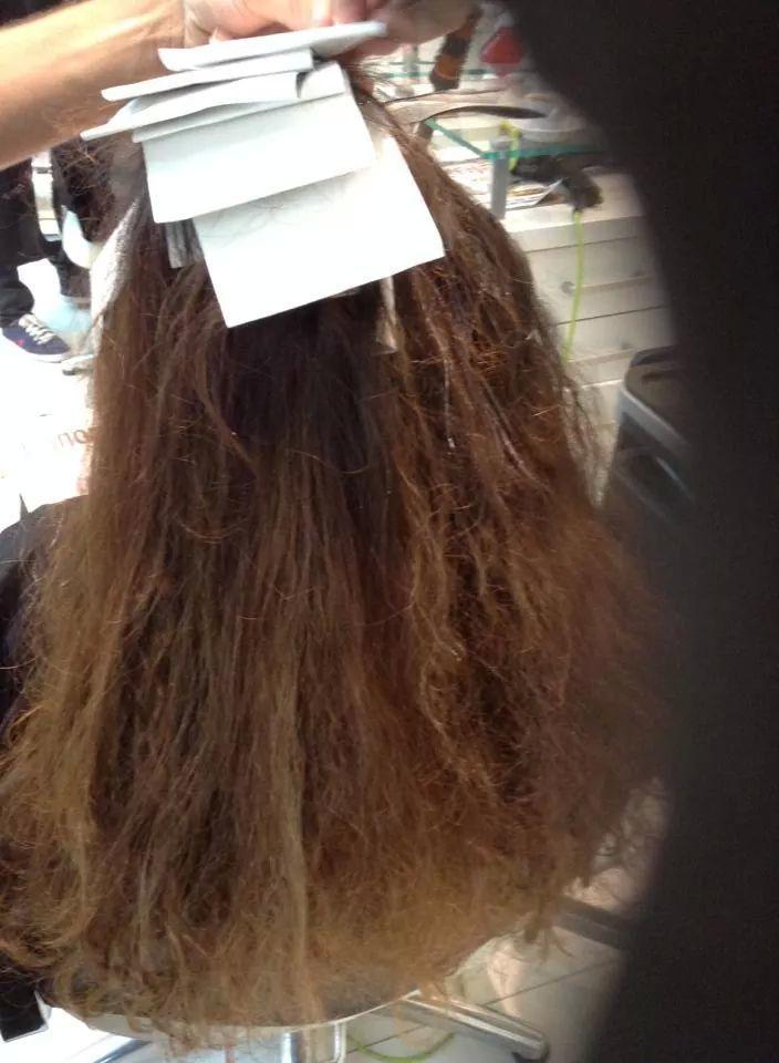 Antes Processo antes  cabeleireiro(a)