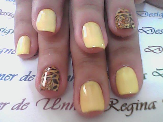 Amarelinho unhas  manicure e pedicure