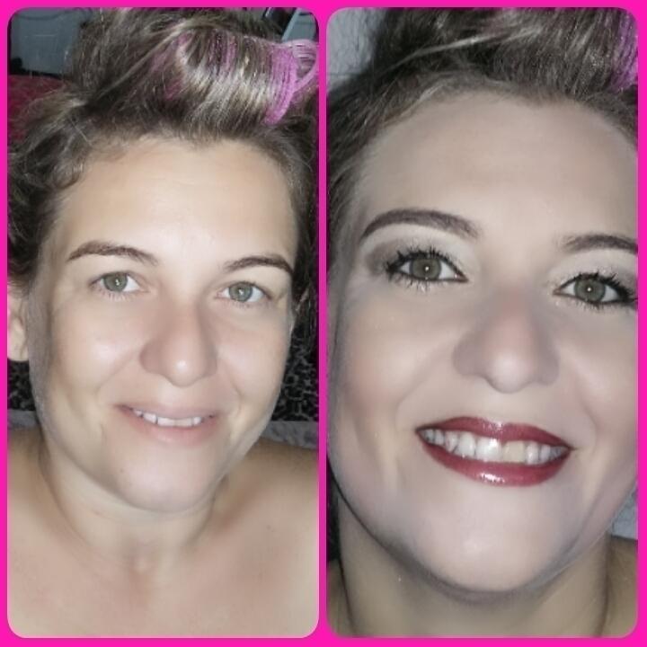 O poder da Maquiagem  make-up  simples. Muda tudo maquiador(a) micropigmentador(a) designer de sobrancelhas treinamentos cabeleireiro(a) dermopigmentador(a) outros