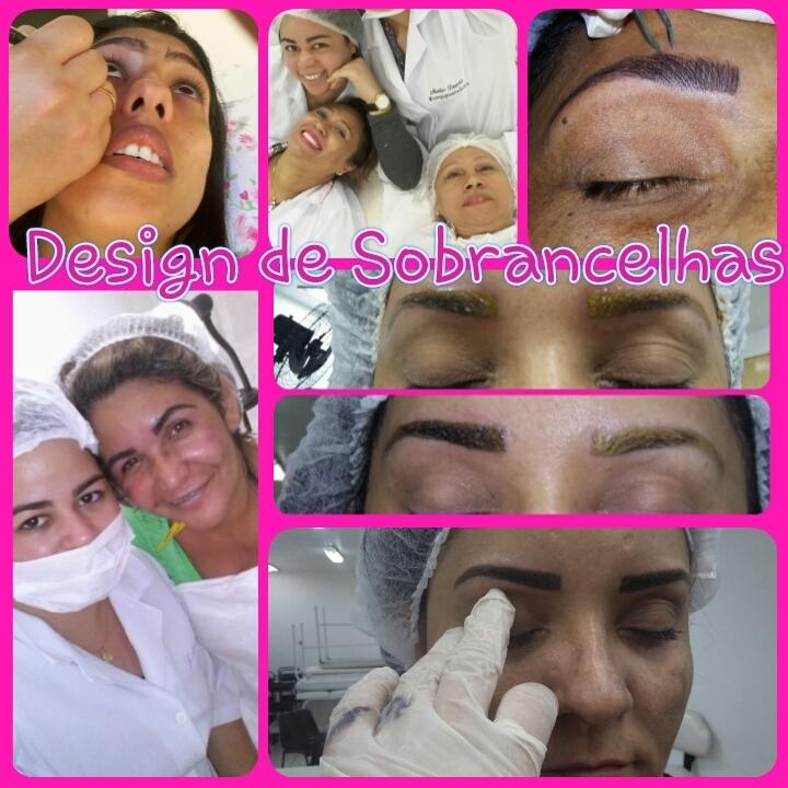 Sobrancelhas maquiador(a) micropigmentador(a) designer de sobrancelhas treinamentos cabeleireiro(a) dermopigmentador(a) outros