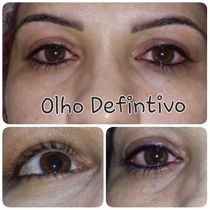 Olho Definitivo maquiador(a) micropigmentador(a) designer de sobrancelhas treinamentos cabeleireiro(a) dermopigmentador(a) outros