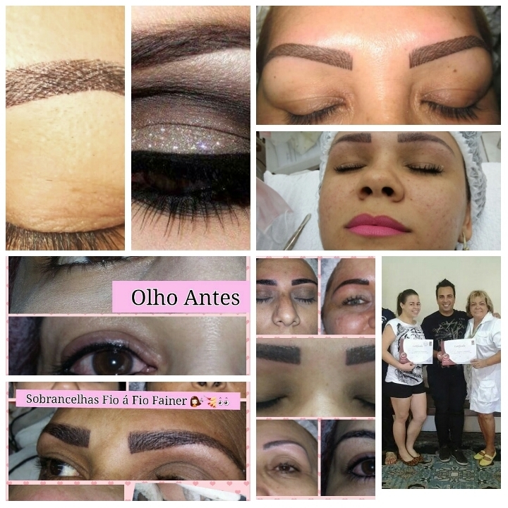 maquiador(a) micropigmentador(a) designer de sobrancelhas treinamentos cabeleireiro(a) dermopigmentador(a) outros