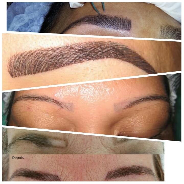 Sobrancelhas  Fio à  fio maquiador(a) micropigmentador(a) designer de sobrancelhas treinamentos cabeleireiro(a) dermopigmentador(a) outros