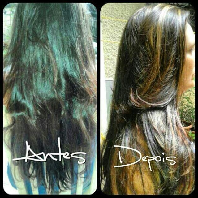 Luzes e coloração cabeleireiro(a) dona e proprietária