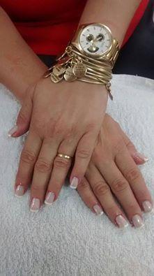 Francesa  manicure e pedicure