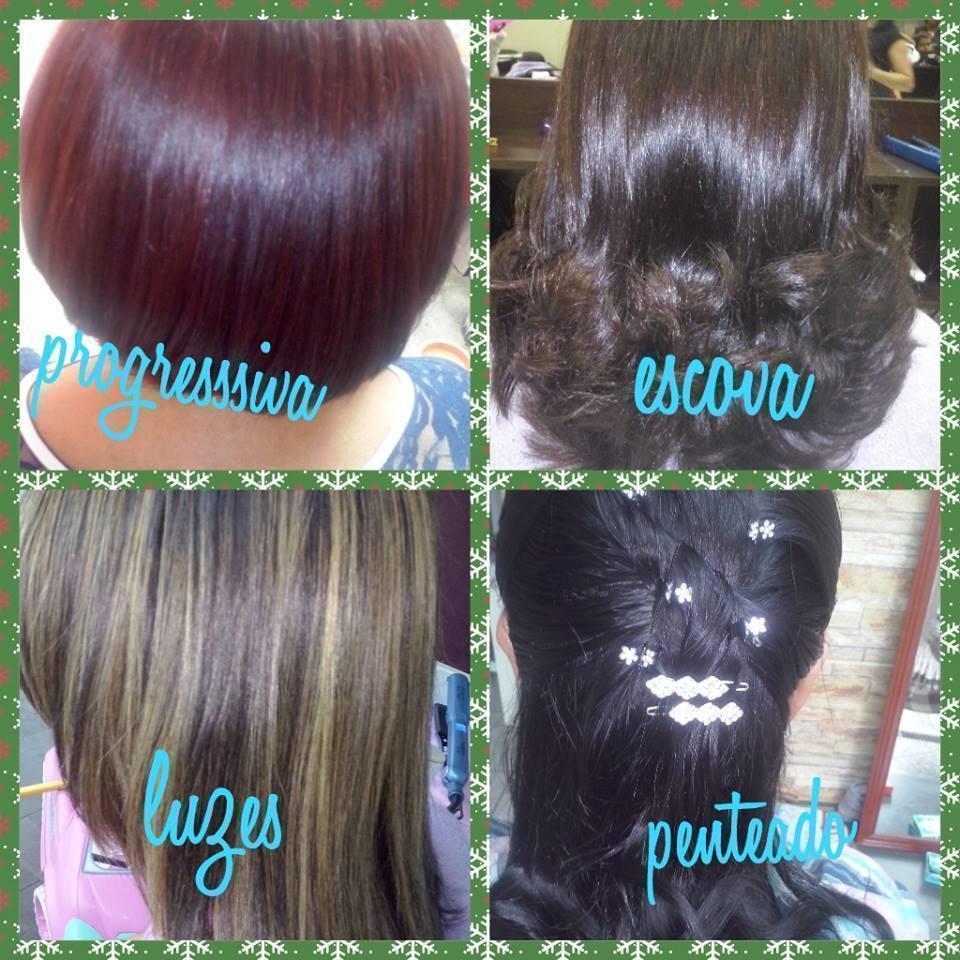 LUZES,PROGRESSIVA,ESCOVA.PENTEADO cabeleireiro(a)