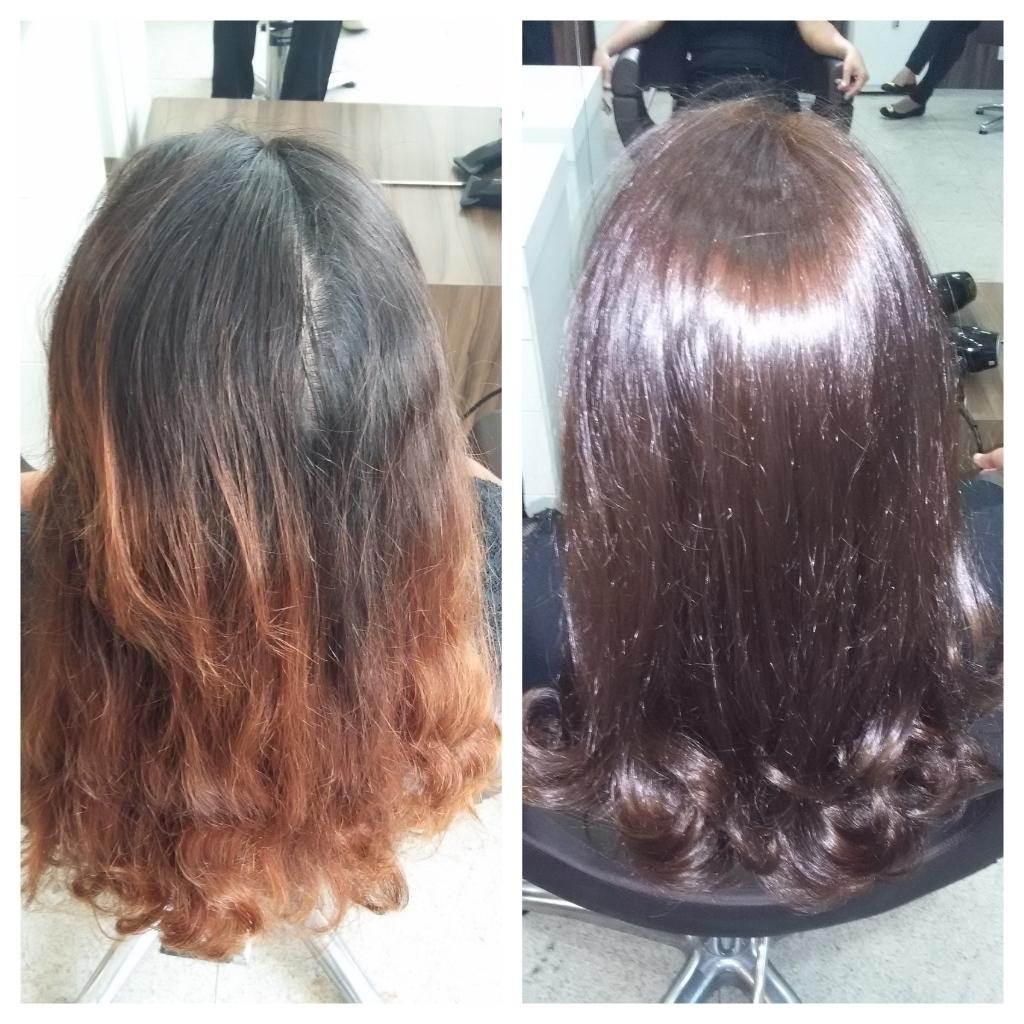 Mudança de cor Coloração global  cabeleireiro(a) cabeleireiro(a)