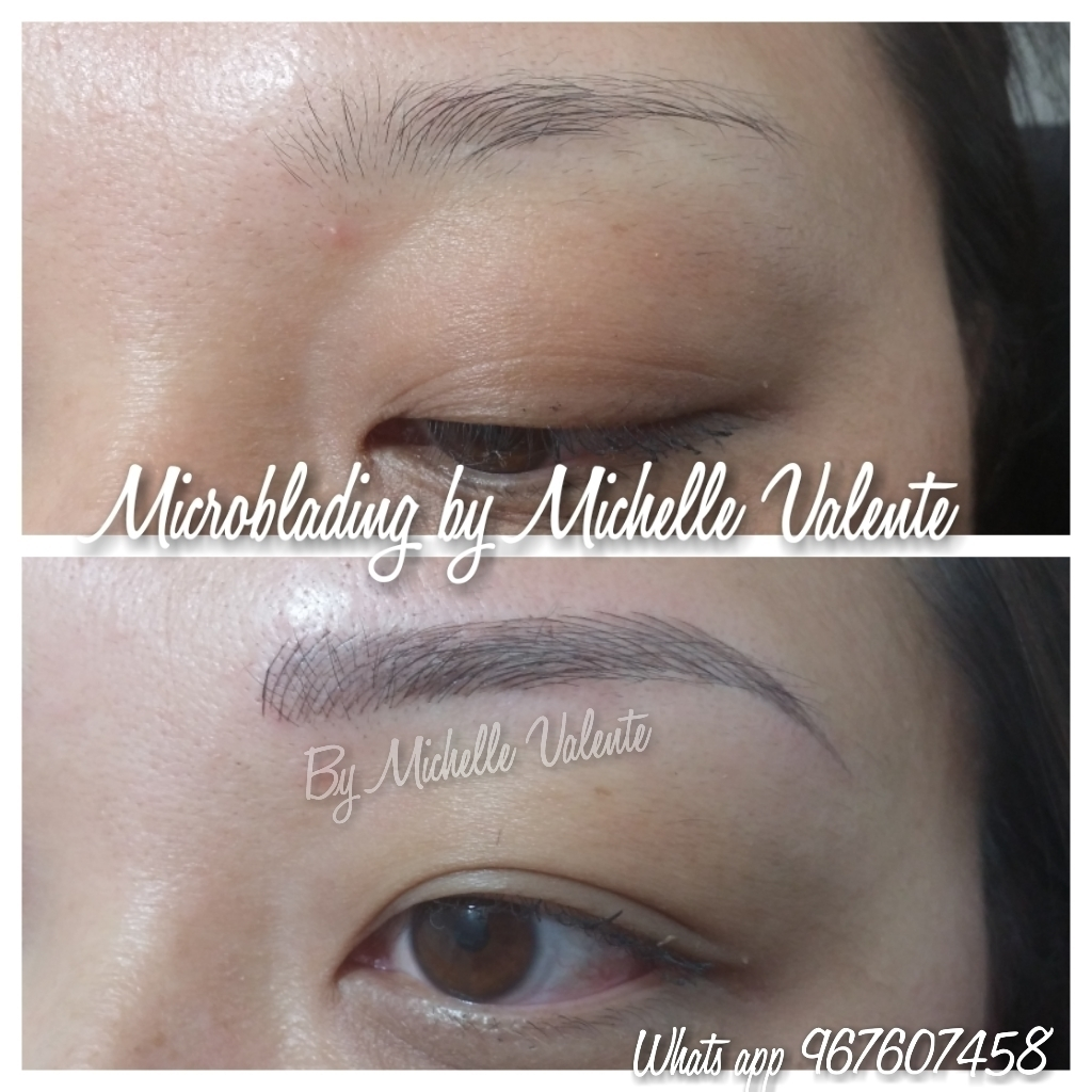 Microblading em oriental dermopigmentador(a) designer de sobrancelhas