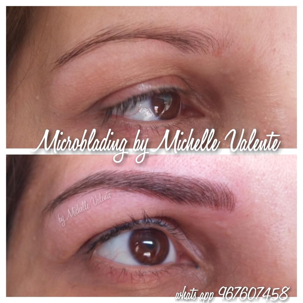 Microblading  estetica dermopigmentador(a) designer de sobrancelhas