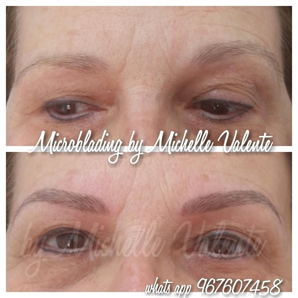 Microblading  dermopigmentador(a) designer de sobrancelhas