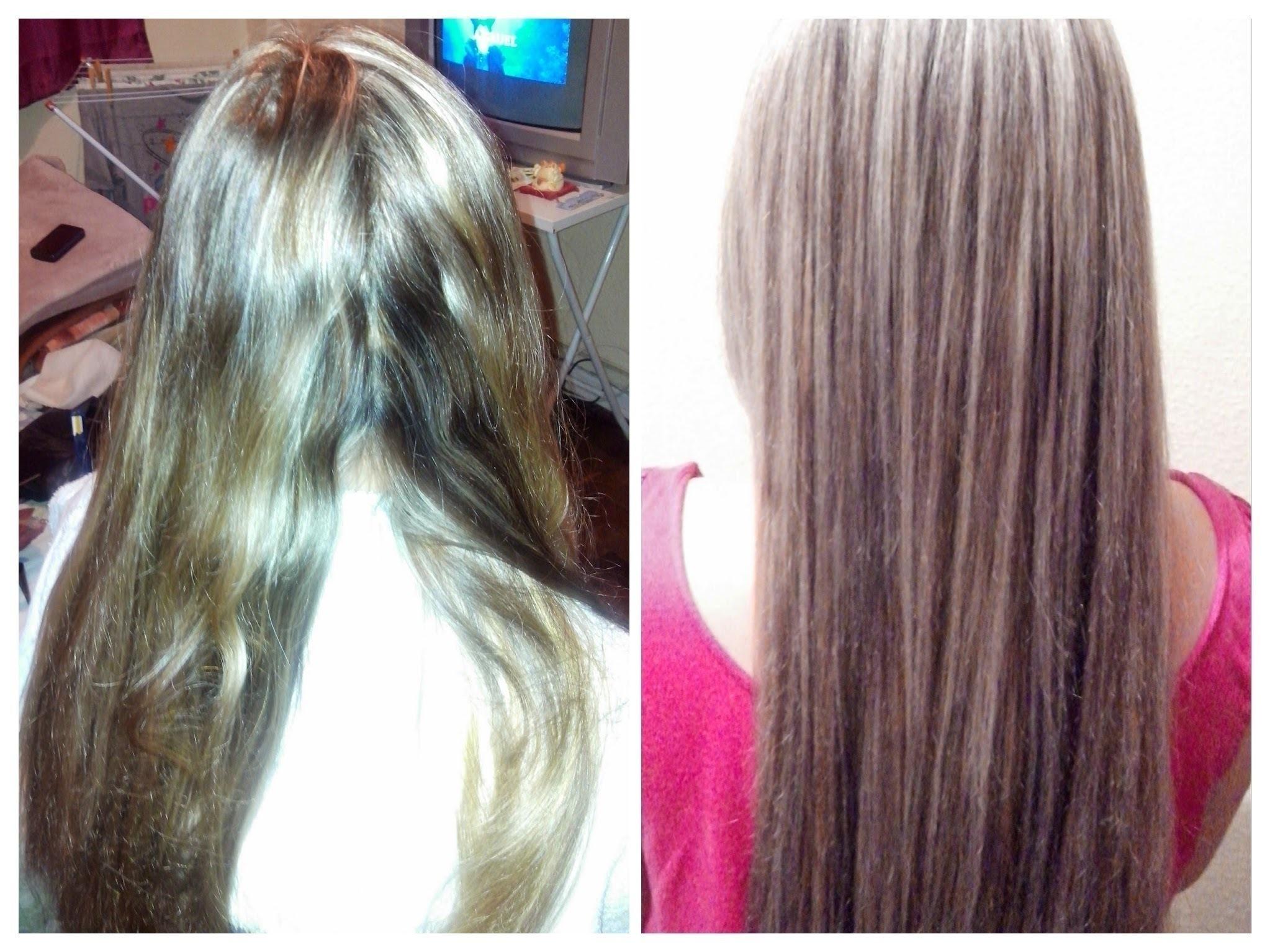 Correção Total de cor Luzes claras e inversas (back to back) cabeleireiro(a)