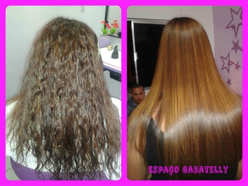 Realinhamento termico Realinhamento com formol Alisamento unhas  cabeleireiro(a)