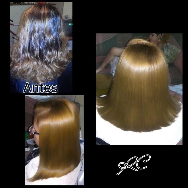 #Corte #Coloração #Reconstrução #KeraSystem #Escova  cabeleireiro(a)
