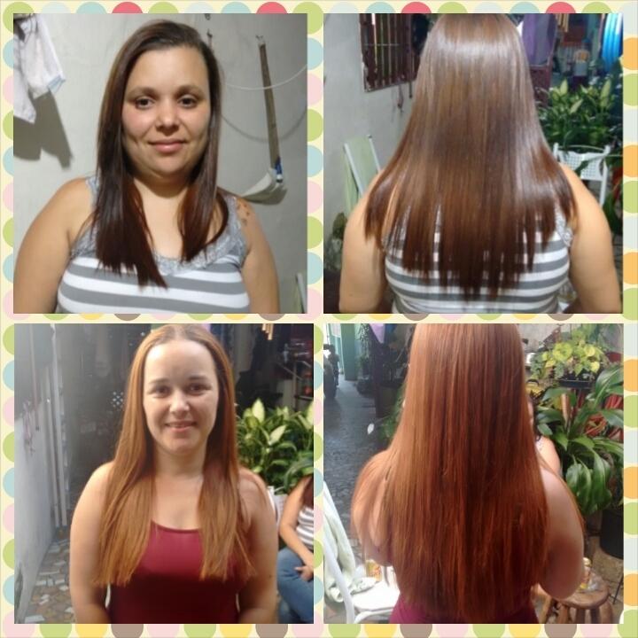Corte e progressiva auxiliar cabeleireiro(a) cabeleireiro(a) recepcionista auxiliar administrativo