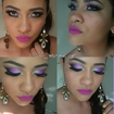 make up by Shirlene Lopes