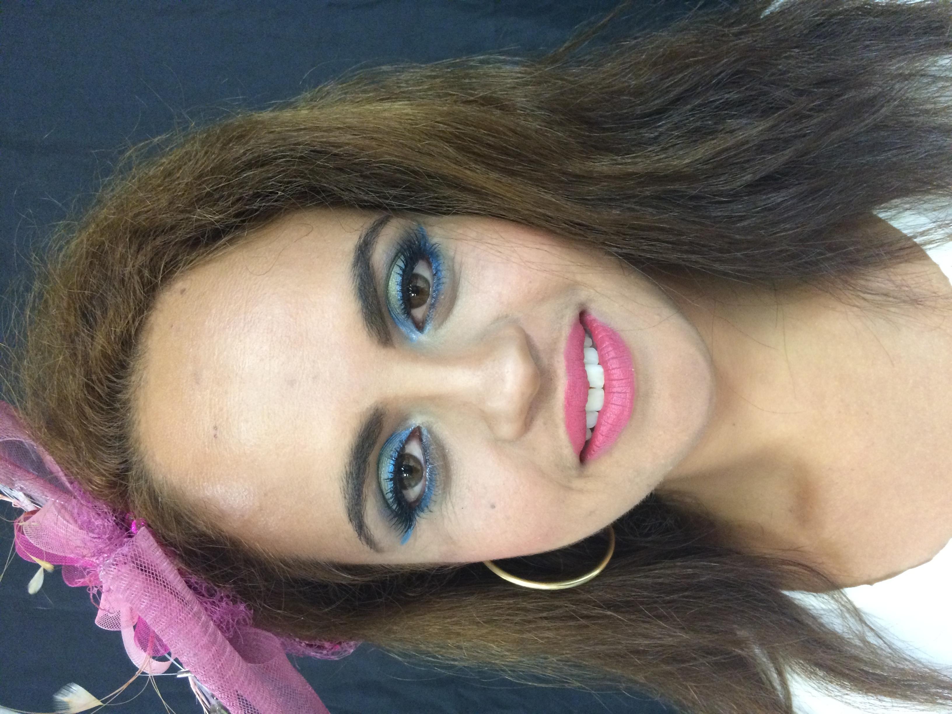 make artístico passarela maquiador(a) designer de sobrancelhas