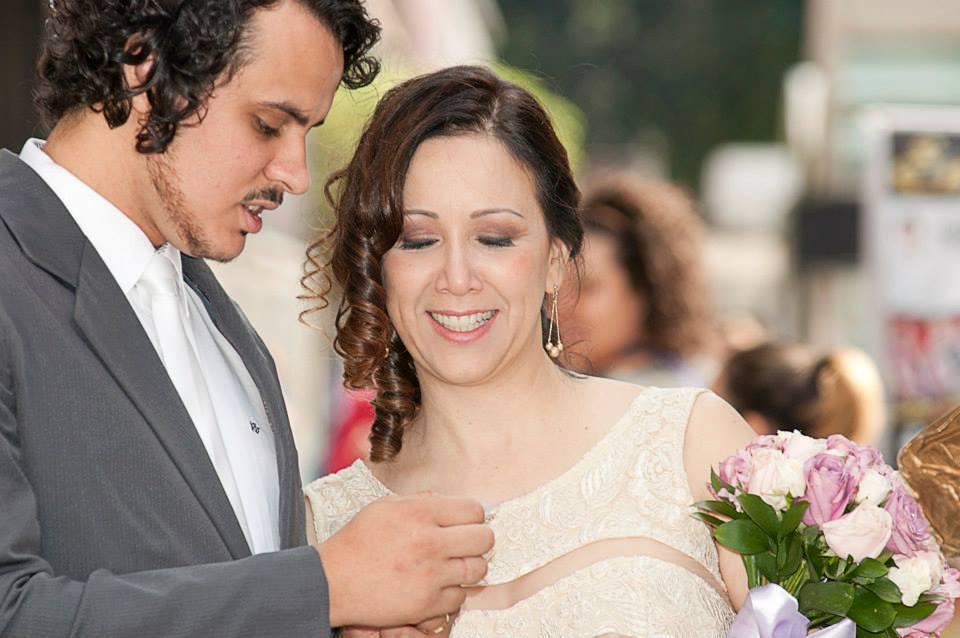 Casamento Mrina Casamento realizado dia 30/05/2015 na parte da manhã Maquiagem e cabelo produzidos por mim maquiador(a) cabeleireiro(a)