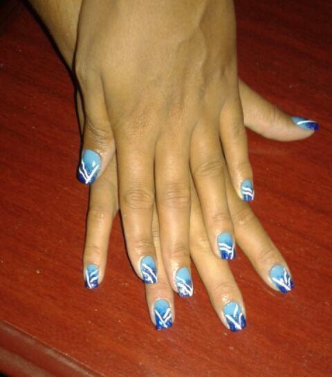 atendente manicure e pedicure