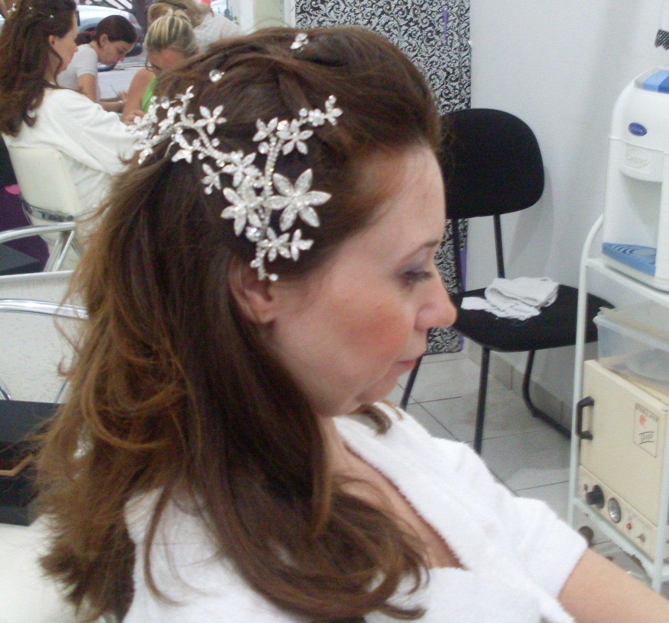 noiva Noiva cabelo  cabeleireiro(a) maquiador(a)