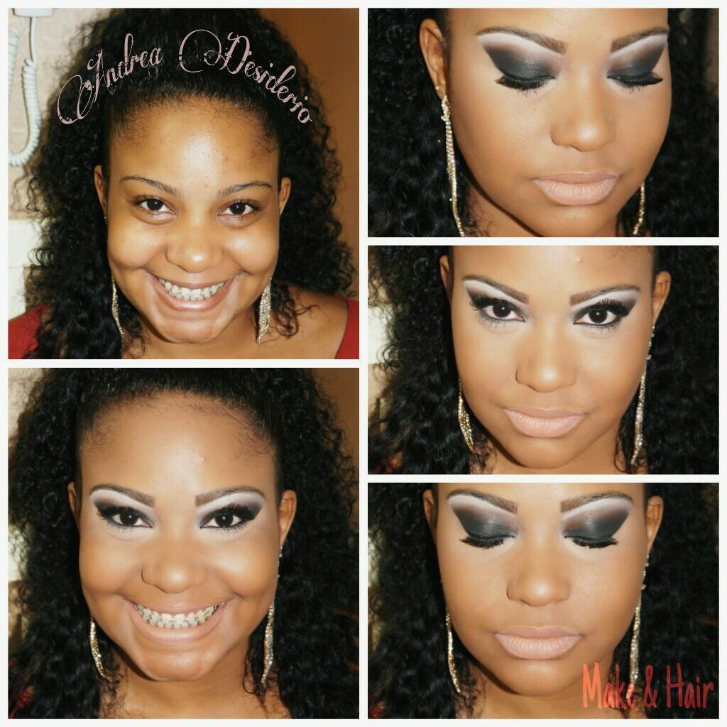 Make e Hair maquiagem cabeleireiro(a) maquiador(a) designer de sobrancelhas