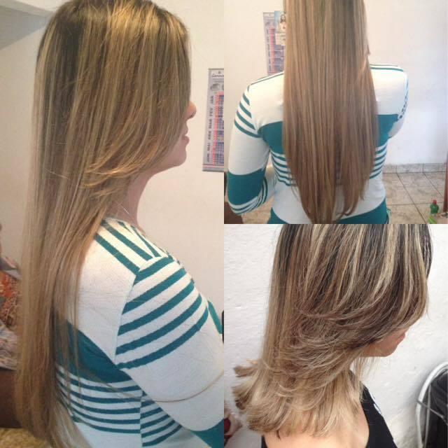 Escova. cabeleireiro(a)