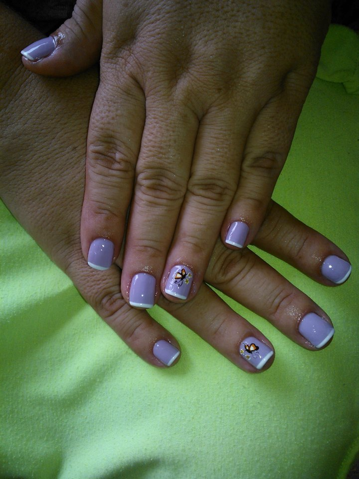 francesinha  unhas  manicure e pedicure