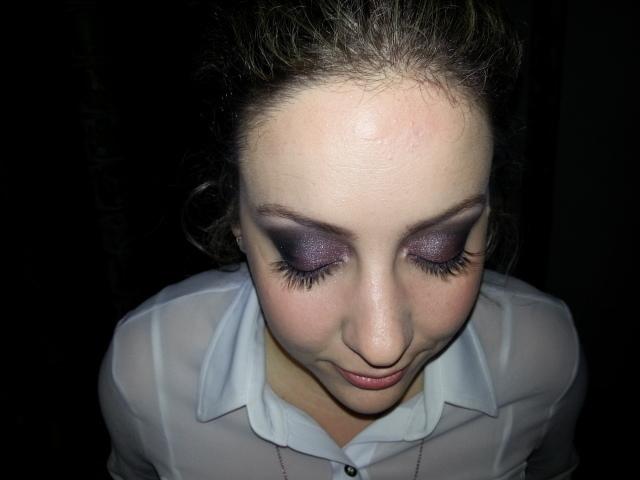 Maquiagens Trabalhos realizados durante o curso no Senac maquiador(a)