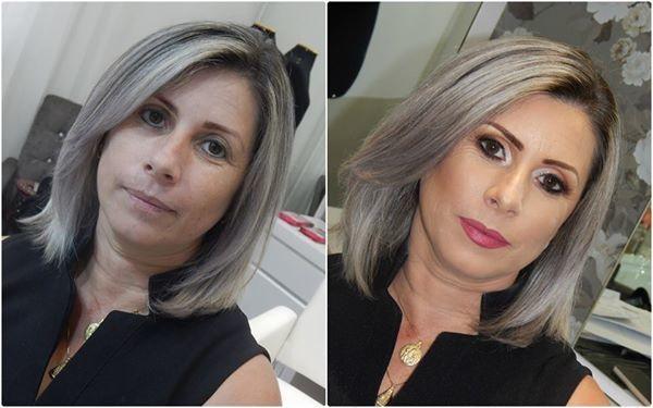 cabelo maquiagem  maquiador(a)