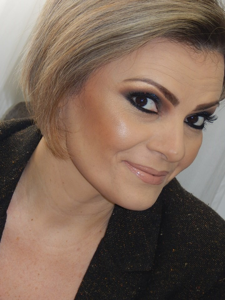 Maquiagem dia a dia  maquiagem  maquiador(a)
