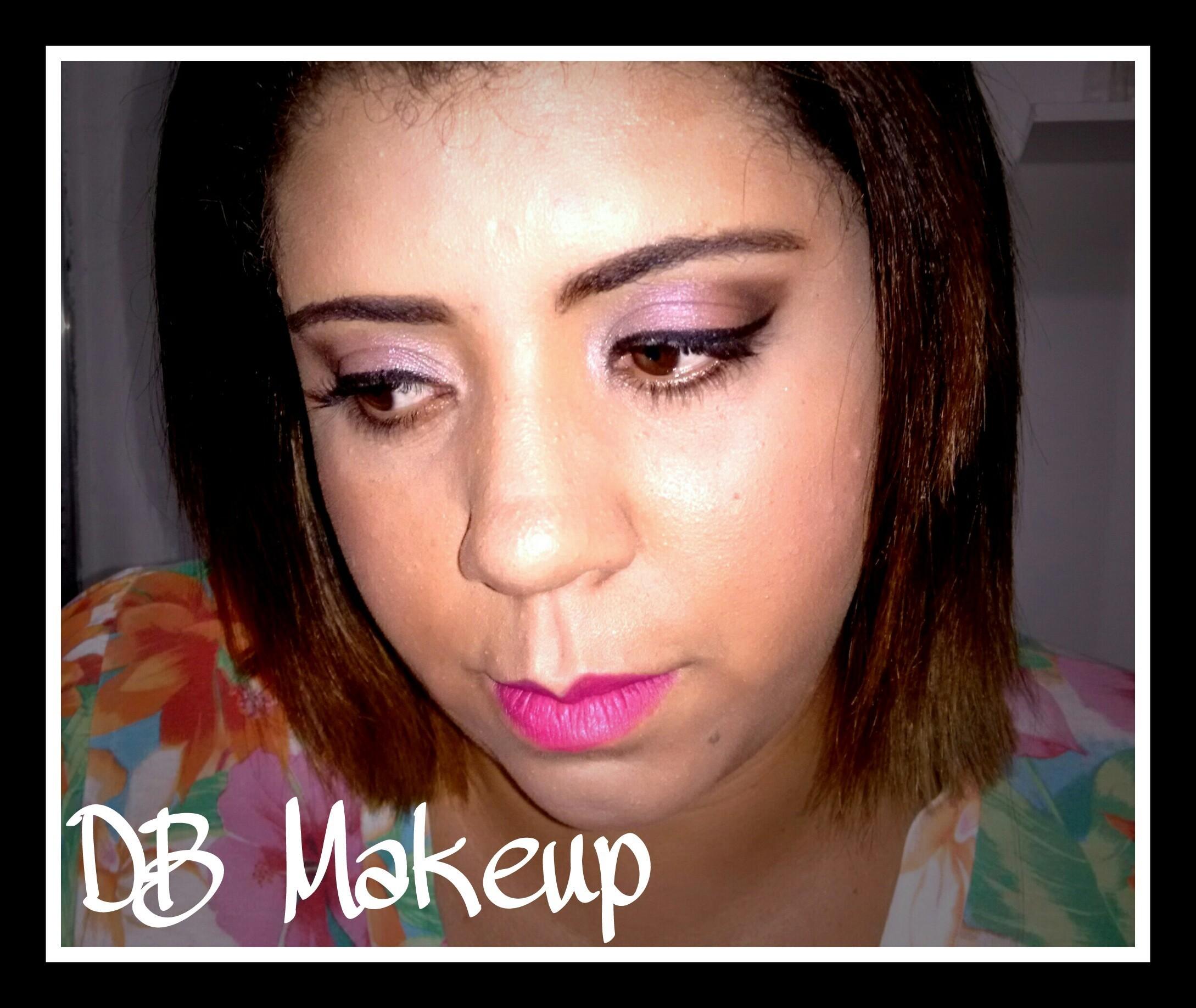 Maquiagem Simples Maquiagem para o dia maquiador(a)
