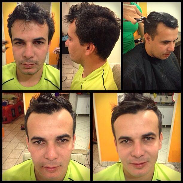 Corte e Progressiva cabelo auxiliar cabeleireiro(a) assistente maquiador(a) auxiliar administrativo maquiador(a) cabeleireiro(a)