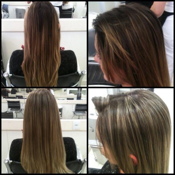 Retoque de Mechas cabelo auxiliar cabeleireiro(a) assistente maquiador(a) auxiliar administrativo maquiador(a) cabeleireiro(a)
