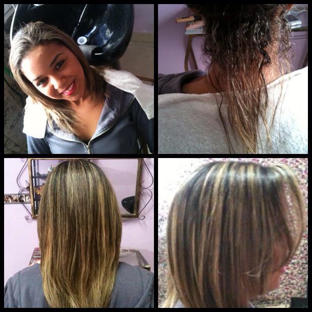 Retoque de Progressiva Corte e progressiva cabelo  auxiliar cabeleireiro(a) assistente maquiador(a) auxiliar administrativo maquiador(a) cabeleireiro(a)