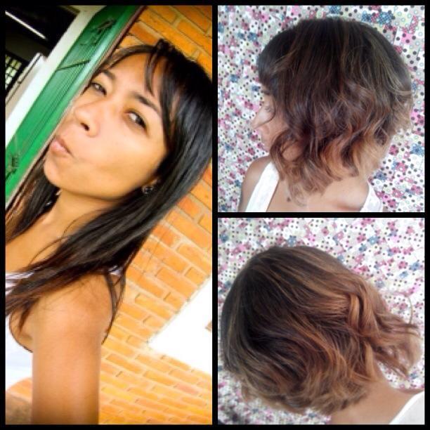 Corte e Mechas cabelo auxiliar cabeleireiro(a) assistente maquiador(a) auxiliar administrativo maquiador(a) cabeleireiro(a)