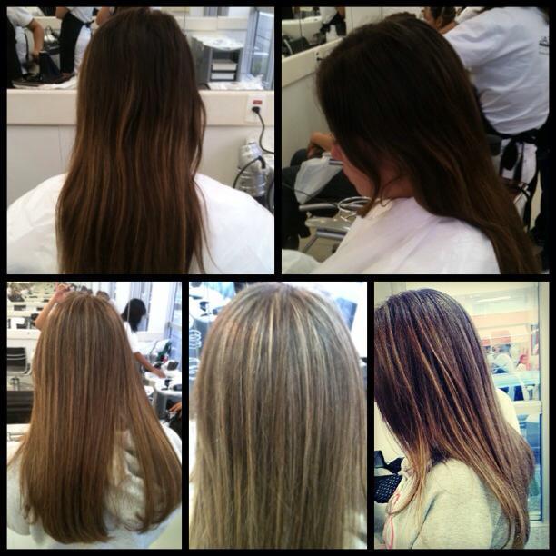 Retoque Mechas auxiliar cabeleireiro(a) assistente maquiador(a) auxiliar administrativo maquiador(a) cabeleireiro(a)
