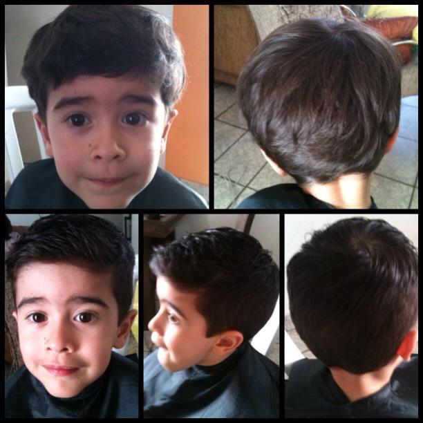 Corte Infantil cabelo auxiliar cabeleireiro(a) assistente maquiador(a) auxiliar administrativo maquiador(a) cabeleireiro(a)