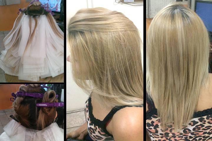 Retoque de Mechas Mechas  cabelo  auxiliar cabeleireiro(a) assistente maquiador(a) auxiliar administrativo maquiador(a) cabeleireiro(a)