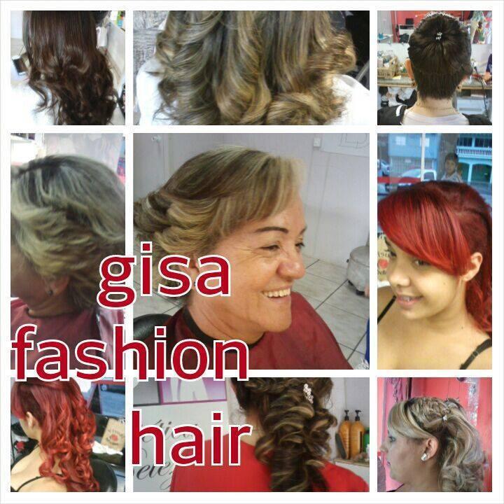 cabelos alguns de meus trabalhos cabeleireiro(a)
