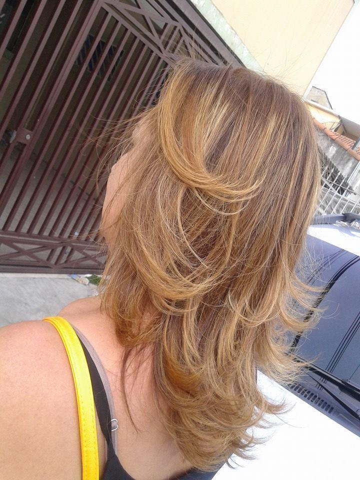 MECHAS INVERSAS mechas  cabelo  cabeleireiro(a) designer de sobrancelhas maquiador(a) escovista